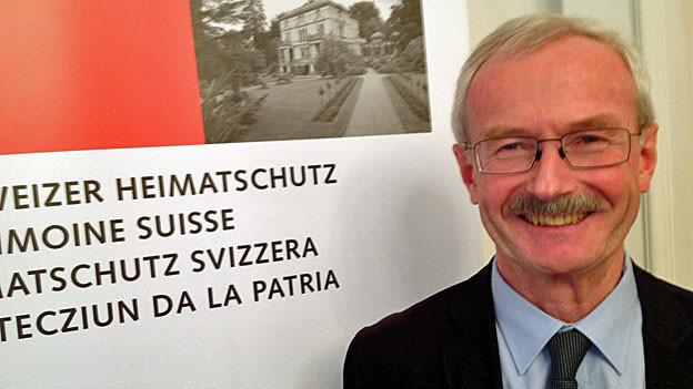 Felix Fuchs, Stadtbaumeister von Aarau.