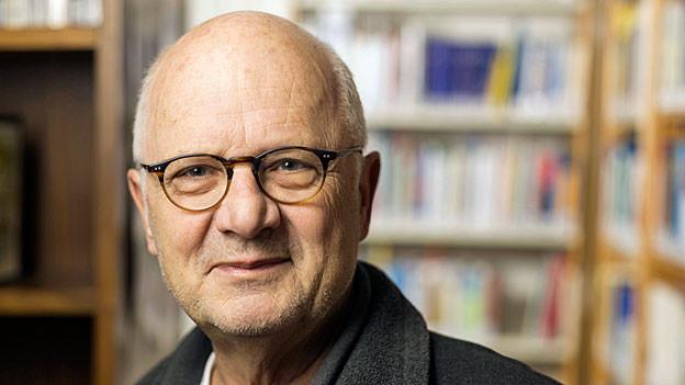 Historiker Georg Kreis. - 259933.141224_rv_georg_kreis-624