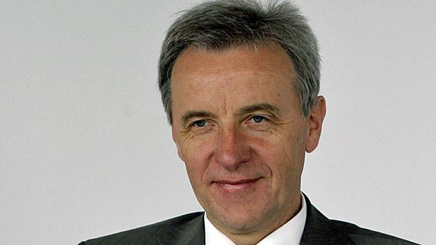 Windkraftpionier Johannes Lackmann.