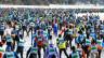 Passlingists che fan il Maraton da skis engiadinais.