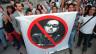 Pinochet-Gegner 1998.